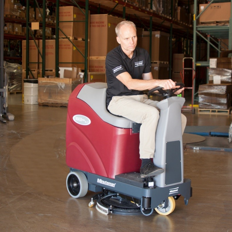Get The Right Commercial Floor Cleaning Machines for Your