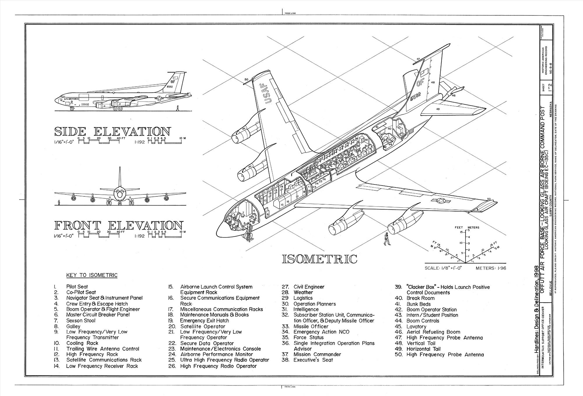 Boeing EC-135 Photo Gallery