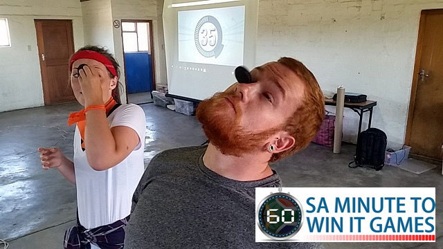 SA Minute To Win It - Face The Cookie