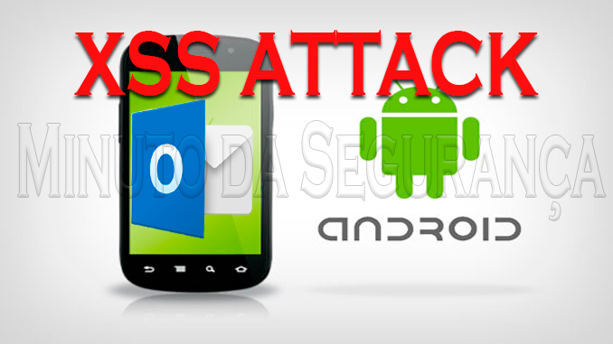 XSS-Outlook-Android