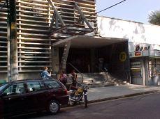 A fachada da MTV no Sumaré em 2001