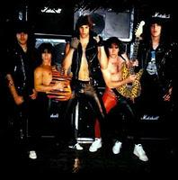 Neil Turbin com Anthrax (1983)