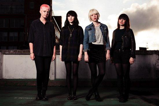 Iggy Pop colabora em single do futuro EP da banda PINS