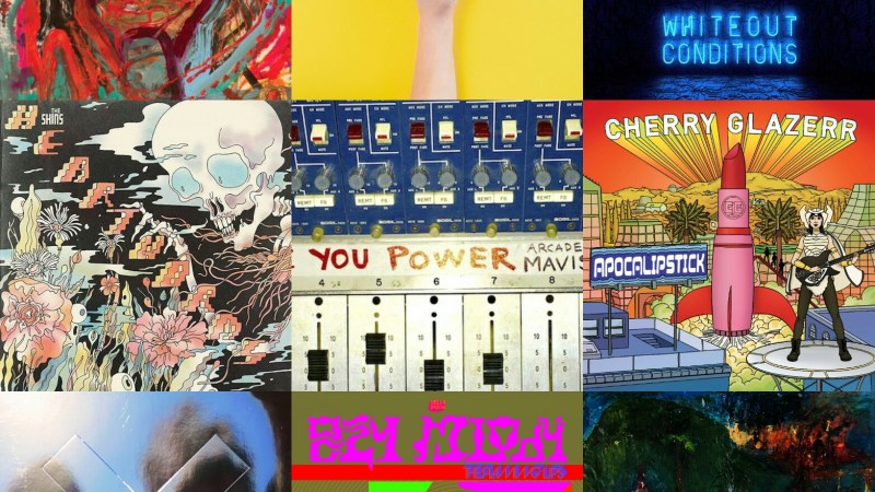 Playlist: Lançamentos de Janeiro (2017)