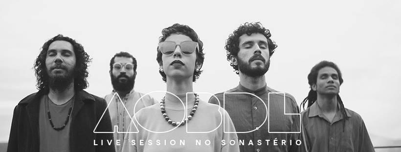 A Outra Banda da Lua inicia projeto de Live Sessions para o mês de Março