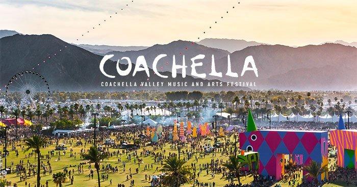 Festival Coachella tem transmissão ao vivo pelo youtube