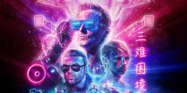 "Muse volta futurista no novo single ""The Dark Side"" e anuncia novo álbum"