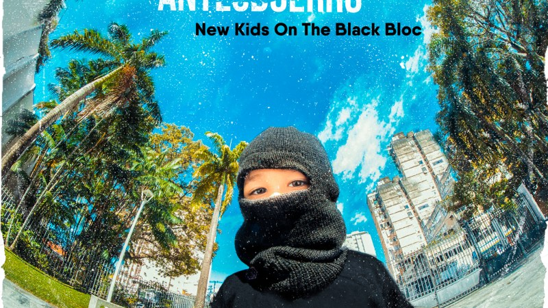 Antes do Erro lança seu primeiro CD: New Kids On The Black Bloc
