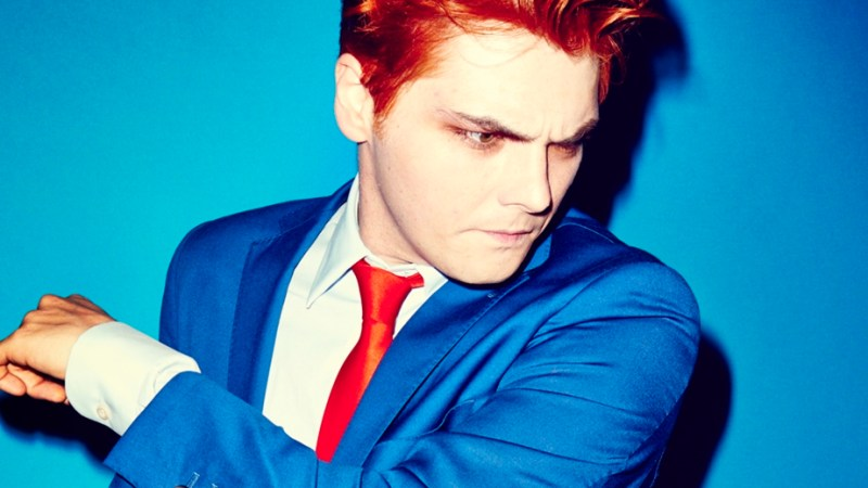 "Gerard Way traz microrganismos como tema em nova música: ""Getting Down The Germs"""