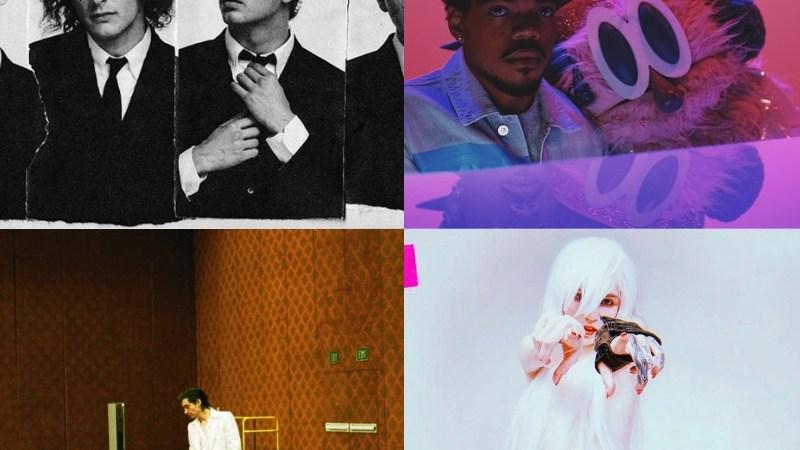 LANÇAMENTOS: Novas músicas para sua sexta-feira