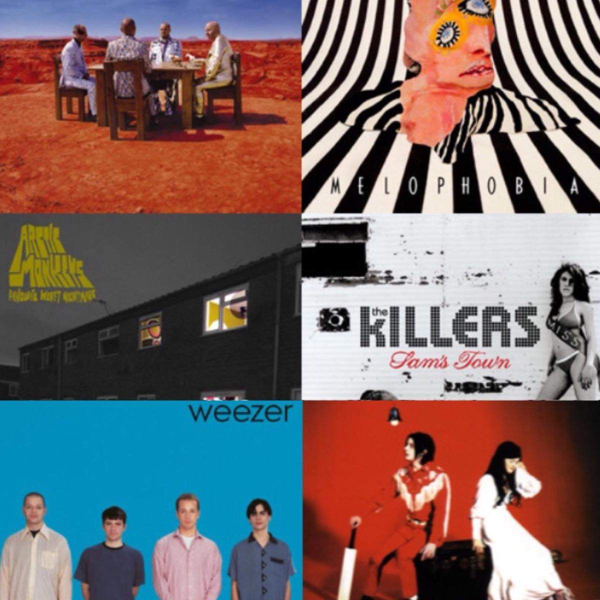 PLAYLIST: Indie Nostálgico - Muse, Cage the Elephant, Arctic Monkeys, The Killers e mais!