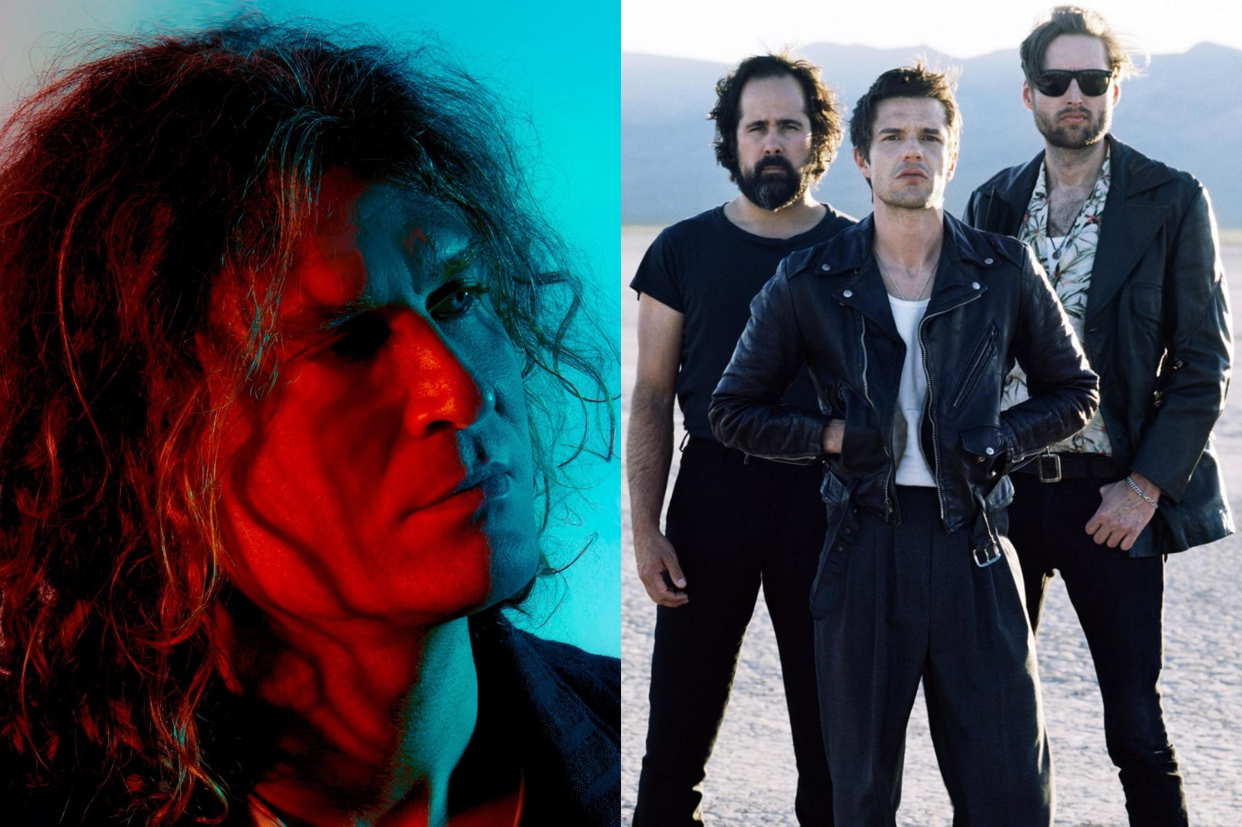 Dave Keuning, guitarrista do The Killers, deixa de ser o único integrante da banda sem projeto solo