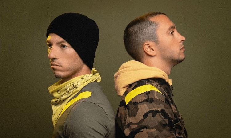 Twenty One Pilots irá lançar novo álbum em breve, revela Tyler Joseph