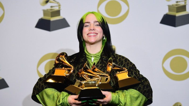 fenômeno Billie Eilish