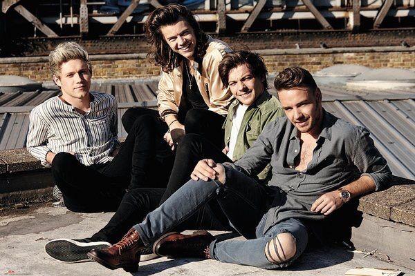 One Direction tem site reativado
