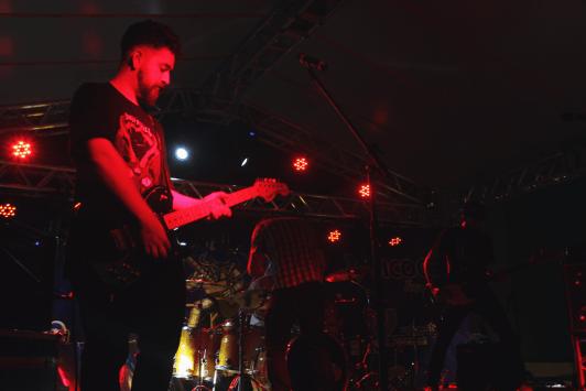 Festival Unistock - Banda Devilla - Ayrton Senna Vicente