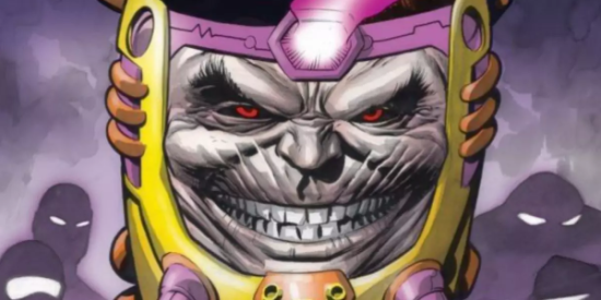MODOK hq Jim Carrey
