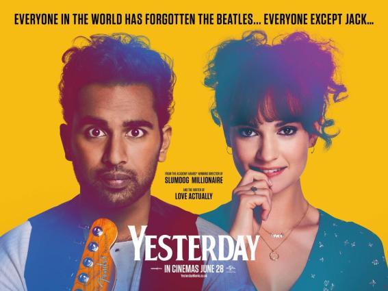 """Yesterday"" (2019), filme sobre Beatles"