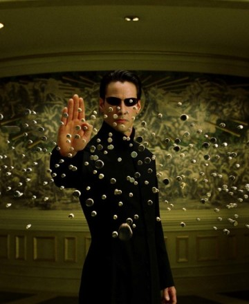 Matrix entrará no catalogo da Netflix