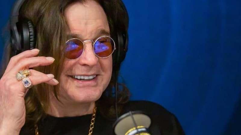 doação de Ozzy Osbourne