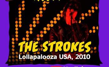 The Strokes show