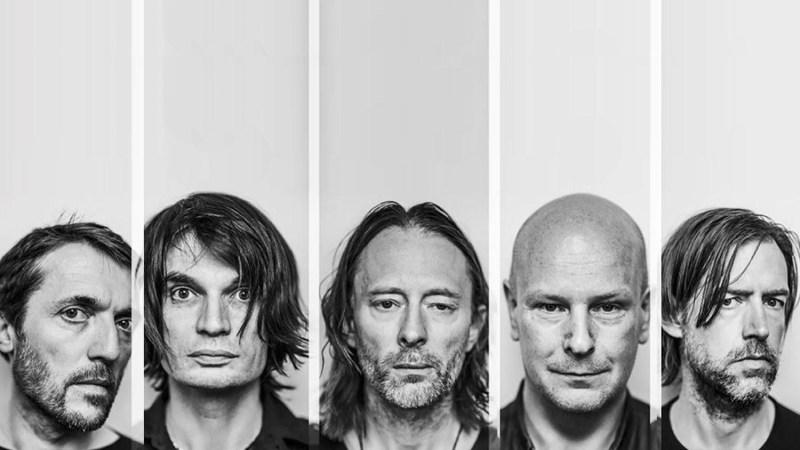 Shows do Radiohead
