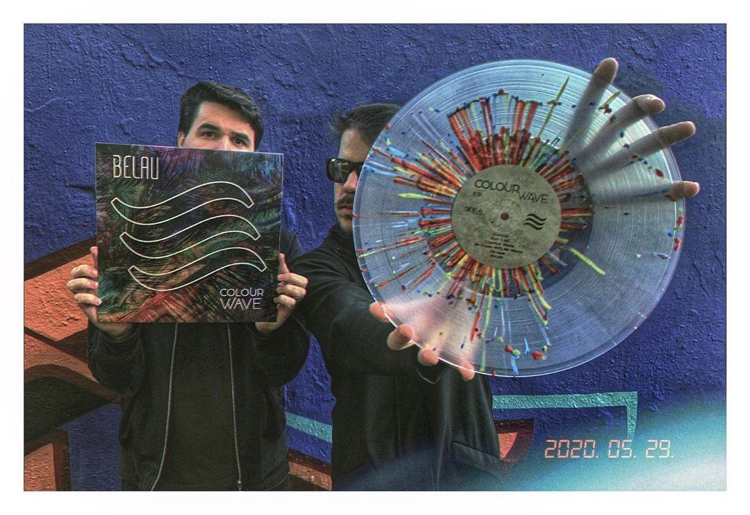 Inspirado nos encantos da natureza, Belau lança novo álbum 'Colourwave'