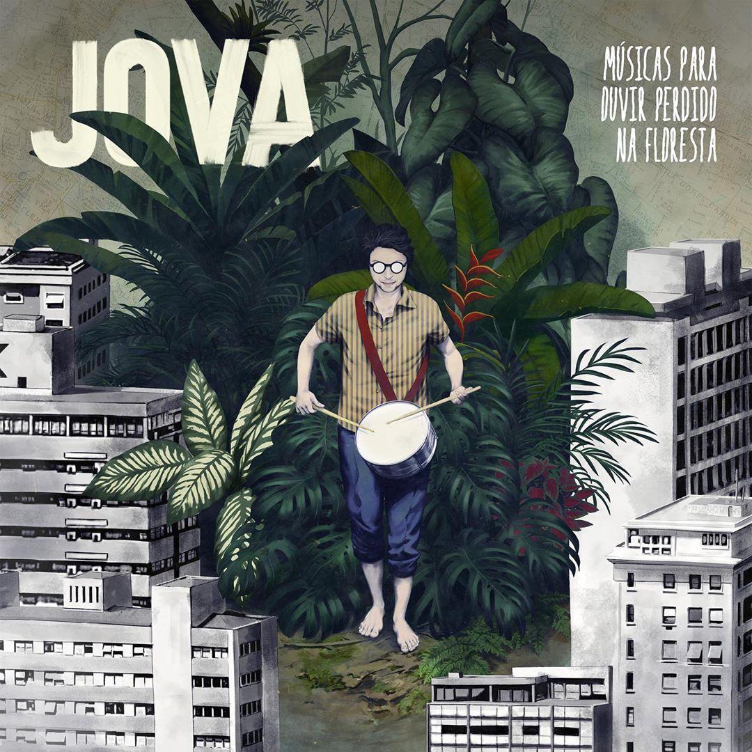 'Músicas para ouvir perdido na floresta': Conheça o EP de estreia de Jova