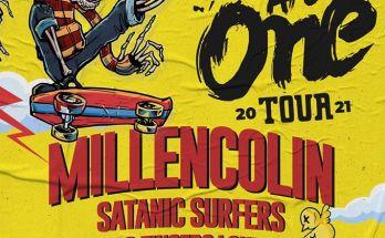 Festival Millencolin Satanic Surfers