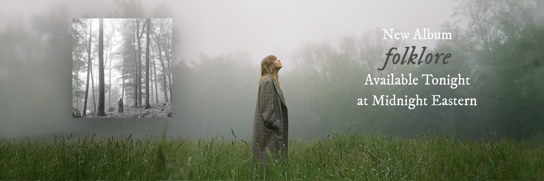 Taylor Swift anuncia o lançamento de 'folklore', seu mais novo álbum