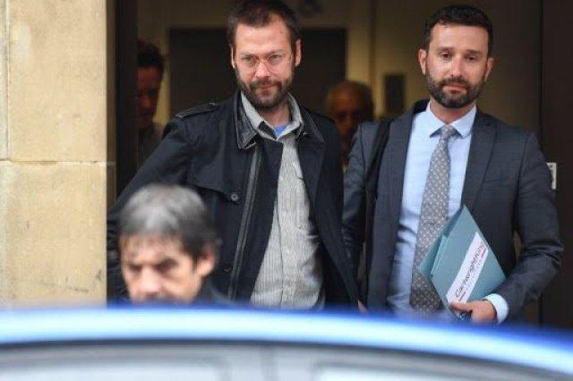Kasabian Tom Meighan no tribunal