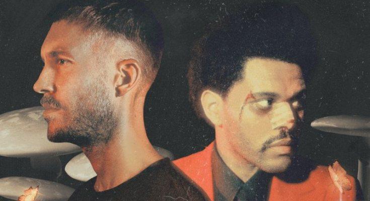 """Clavin Harris e The Weeknd se juntam em uma parceria explosiva; assista """"Over Now"""""""