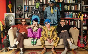 Gorillaz novo álbum Song Machine: Season One - Strange Timez