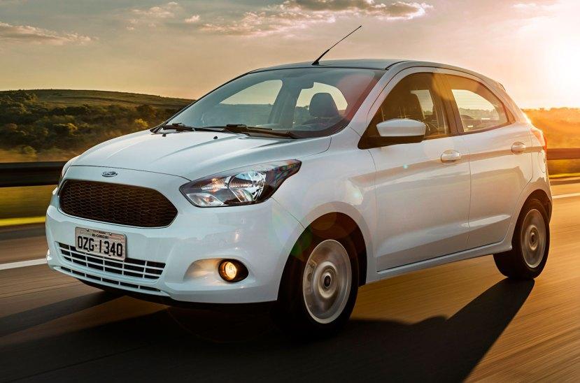 Ford Ka Tiene Una Mecanica Confiable Y Con  Caballos De Potencia Foto Prensa Ford