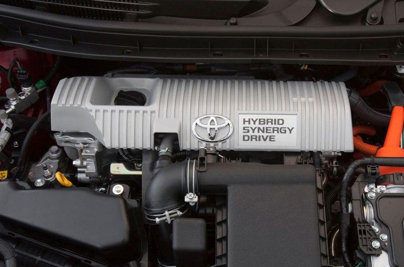 Motor Hibrido Toyota