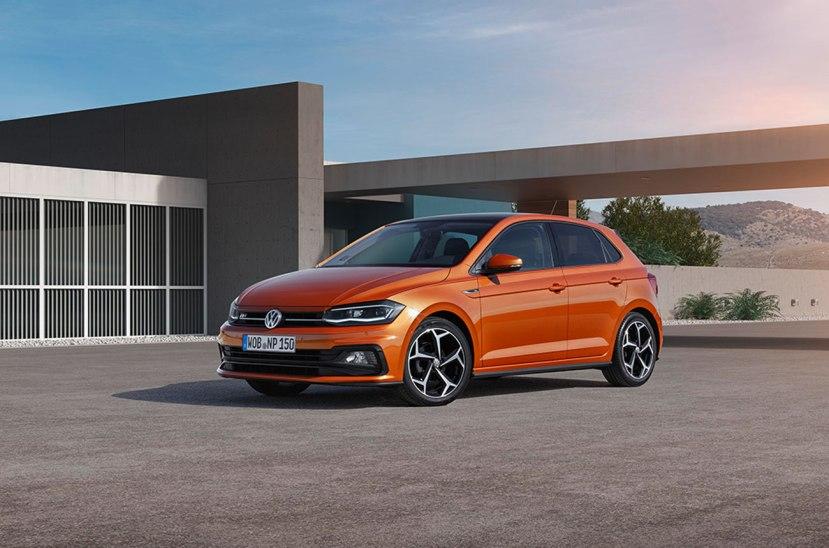 Volkswagen Polo Europa
