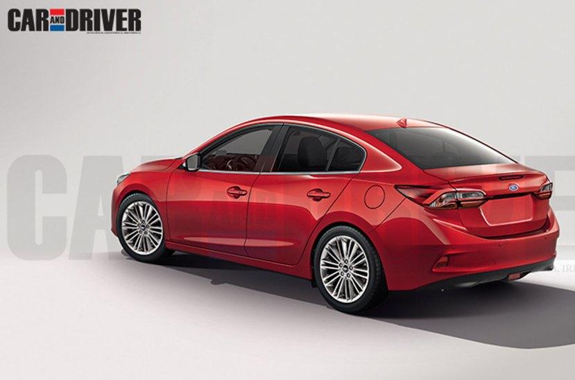 Ford Focus Sedán 2019