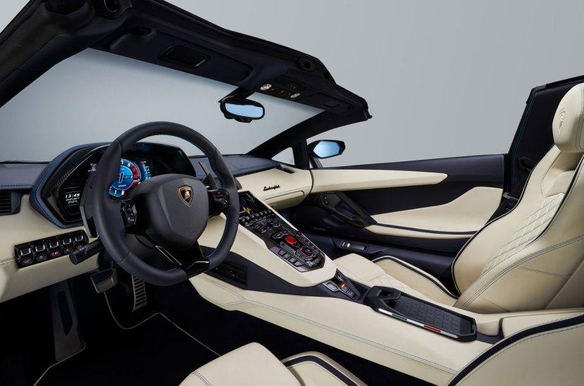 Lamborghini Aventados Roadster S