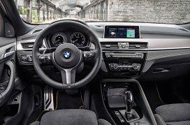 Interior sobrio pero con muchos adelantos técnicos. Foto: Prensa BMW