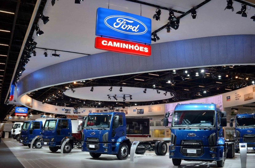 Ford Camiones