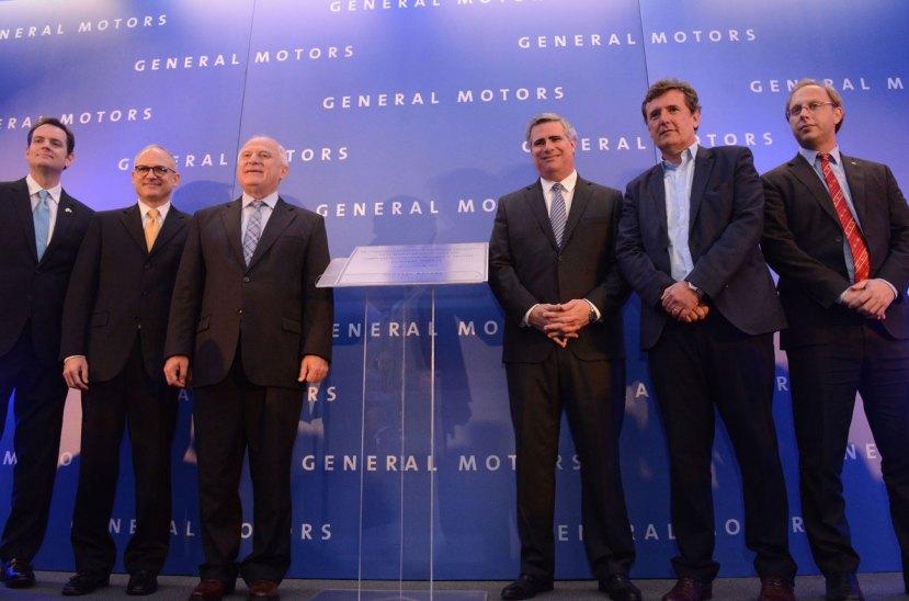 GM invierte 500 millones de dólares