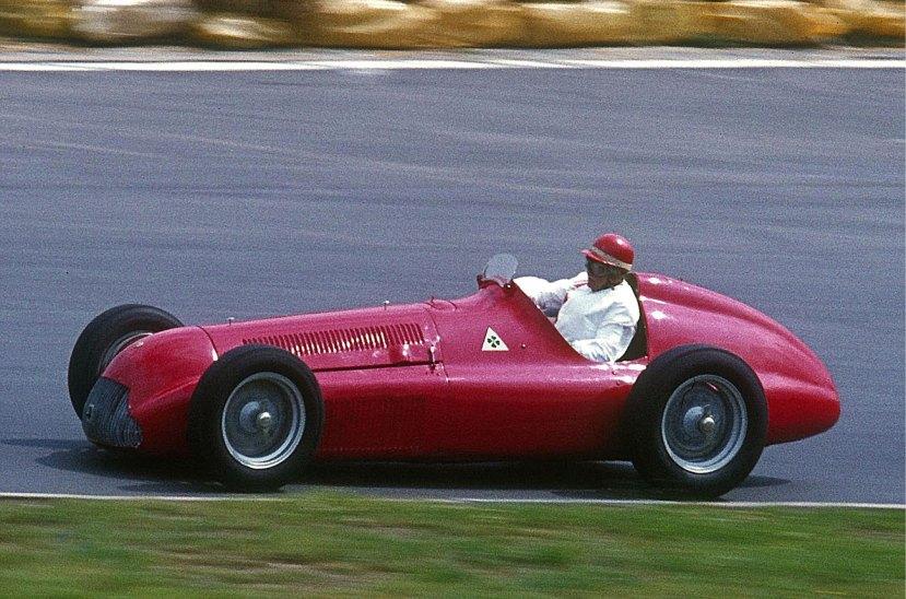 Alfa Romeo Fangio