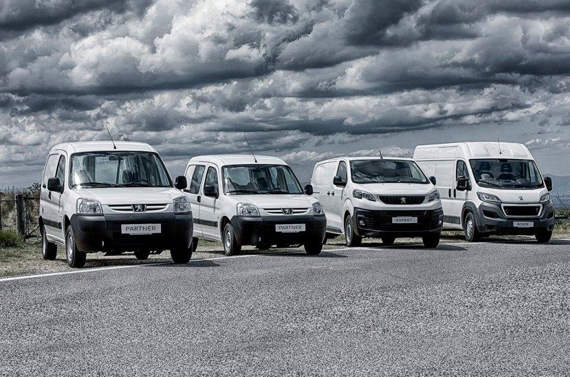 Utilitarios Peugeot
