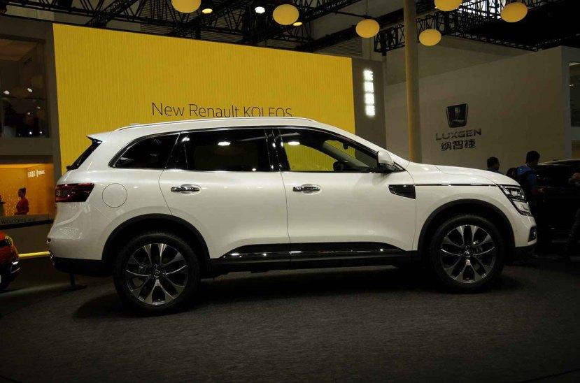 Renault Koleos 2019 lateral