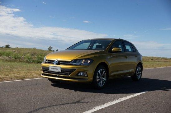 Motor 1.6L de 110 CV naftero para todas las versiones. Foto: Volkswagen