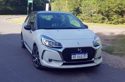 DS3 Givenchy Test