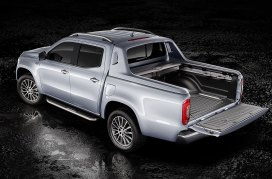 Mercedes-Benz Clase X 350 d 4MATIC
