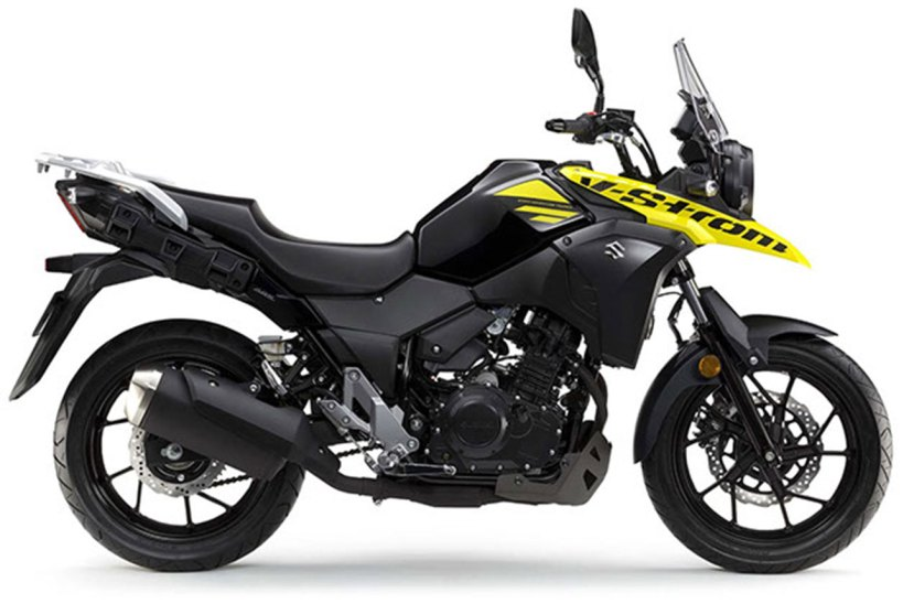 Suzuki V-Storm