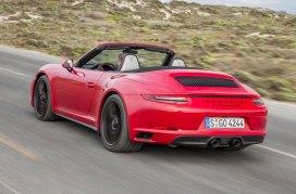 Porsche 911 Carrera GTS Cabrio