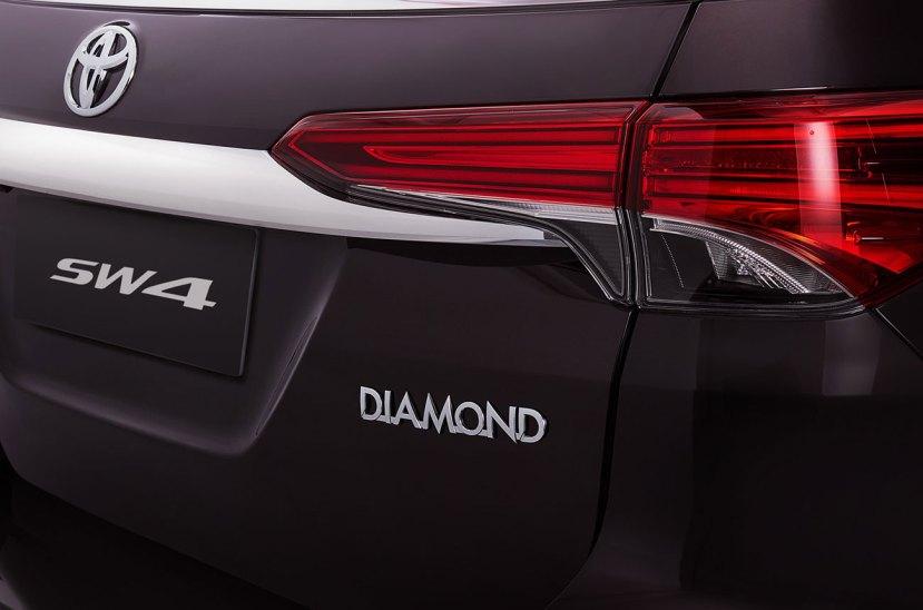 Toyota SW4 Diamond